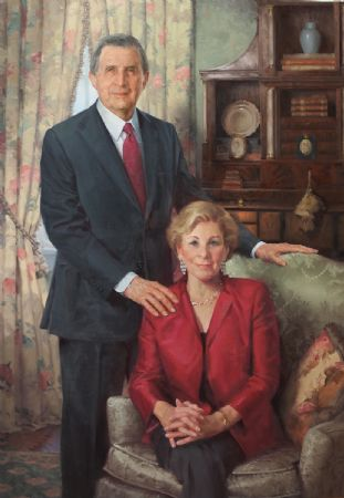 Edward & Sandra Meyer, Benefactor