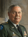 <nobr>General Colin Powell, Oil on canvas 2012</nobr>