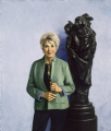 Glenna Goodacre, Sculptor