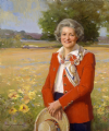 "Claudia Alta ""Lady Bird"" Johnson