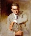 James Montgomery Flagg, American artist