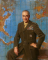 General Joseph F. Dunford, USMC<br / Chair, Joint Chiefs of Staff<br /> Oil on canvas 52&quot; x 45&quot;