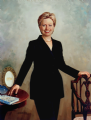 First Lady Hillary Rodham Clinton